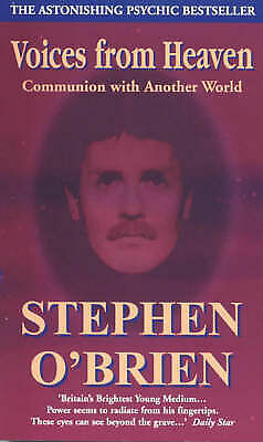 1 of 1 - Voices from Heaven: Communion with Another World, O'Brien, Stephen   Paperback B