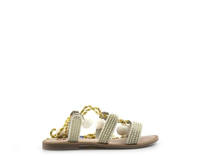 shoes GIOSEPPO women Sandali Bassi  BIANCO  QUETZALI