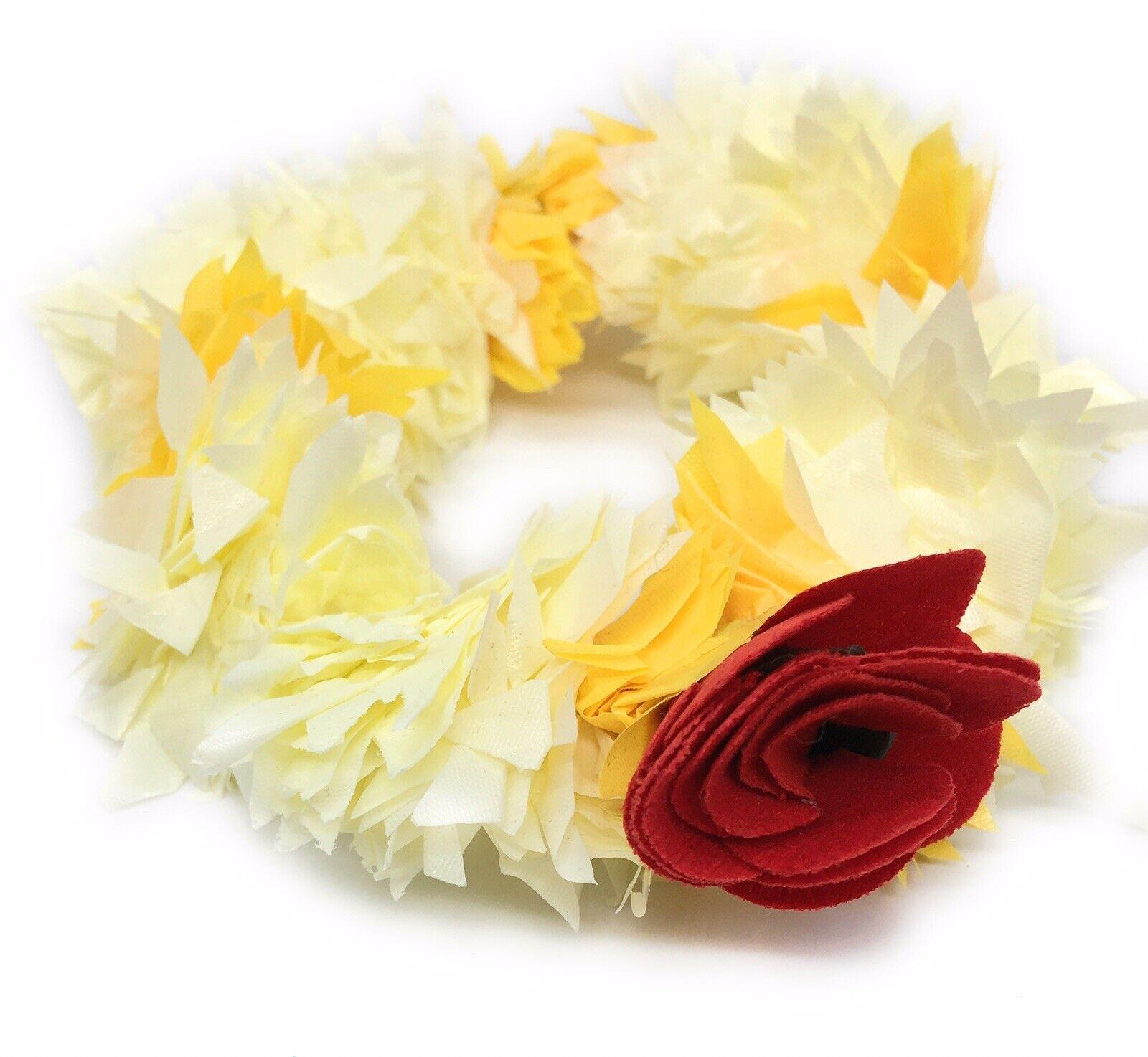 Gajra Indian pakistani hand made Flower jewellery for Mehndi Bridal