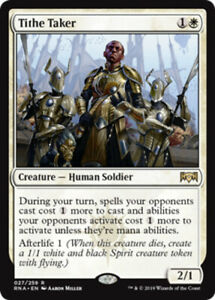 Tithe-Taker-Foil-x1-Magic-the-Gathering-1x-Ravnica-Allegiance-mtg-card