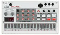 KORG volca sample Digital Sample Sequencer built-in rhythm machine New F/S