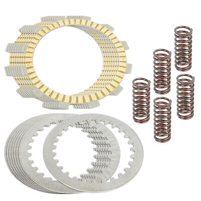 Caltric Clutch Friction Plates and Springs Kit for Yamaha XJ750 XJ750M XJ750R 1981 1982 1983