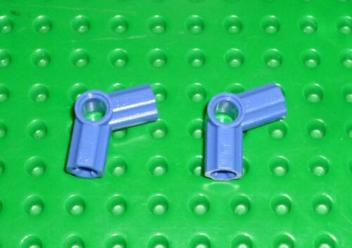 Axle /& Pin Connector Angled #5 NEW 4 x LEGO Technic 32015 Connecteur Axe noir