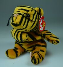 690ddc00054  95 Ty Beanie Baby Stripes Tiger PVC PELLETS RARE RETIRED Factory Errors   4065