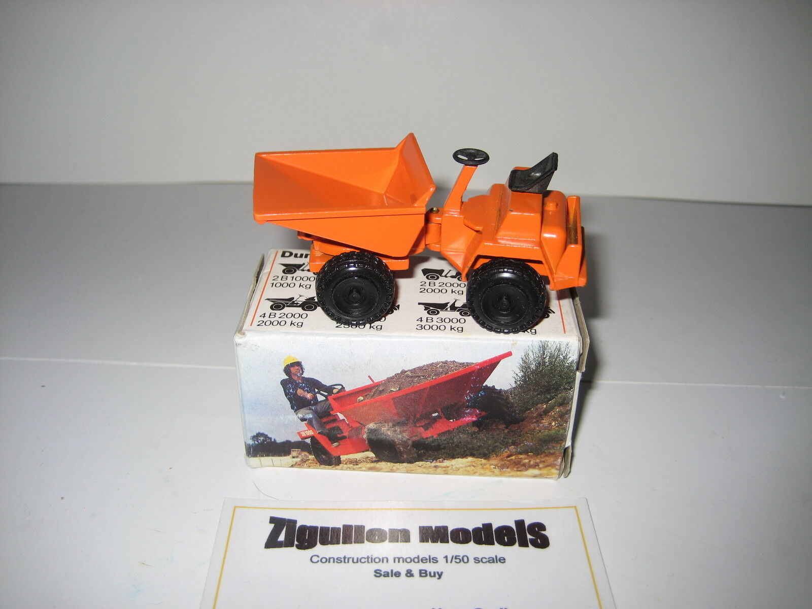 Wibau ibh dumper  244.1 nzg 1 50 original packaging