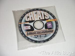 Nintendo-Gamecube-Cheats-by-Action-Replay-Need-for-Speed-I-Ninja-etc