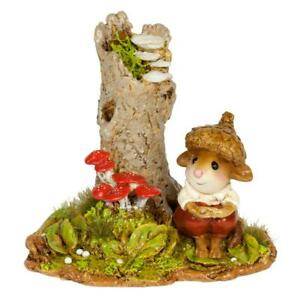 Wee-Forest-Folk-Miniature-Figurine-M-644-My-Happy-Place