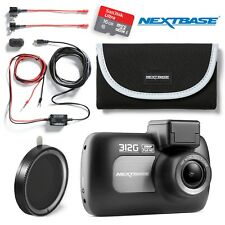 "Nextbase 312G Dash Cam 2.7"" LED Car Recorder Night Vision BUNDLES AVAILABLE"