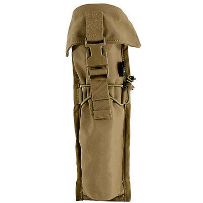 Armageddon 10  Suppressor Pouch Coyote Brown AG0225