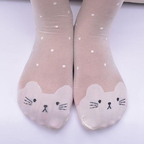 Baby Girls Kids Autumn  Warm Tights Socks Stocking Pants Hosiery Pantyhose LC