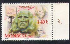 MONACO 2004 LEO FERRE/POETA/cantautrice/Persone/MUSICA/POESIA 1v (n39266)