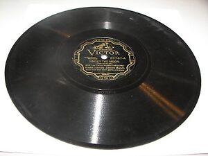 Johnny-Marvin-Under-The-Moon-Vaughn-De-Leath-Baby-Song-10-034-78-Victor-20787-1927