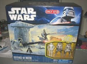Star Wars Battle Pack Defence Of Hoth Nouveau Scellé