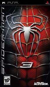 Spider-Man 3 pour PSP