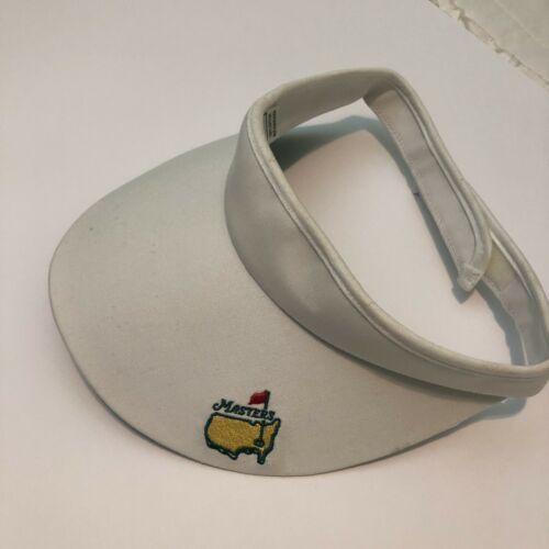 THE MASTERS GOLF TOUR VISOR Ladies  Pre Owned  Ame