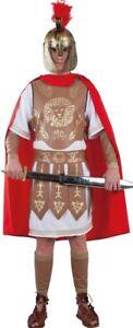 Déguisement Homme Centurion Romain Luxe Xl Costume Adulte Neuf