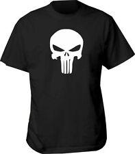 6aa10d8e4 item 3 punisher skull t shirt frank castle marvel top mens splatter paint  antihero logo -punisher skull t shirt frank castle marvel top mens splatter  paint ...