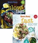 Fast/Slow: Mealtime Inspiration for Every Day of the Week by Australian Women's Weekly (Paperback, 2014)