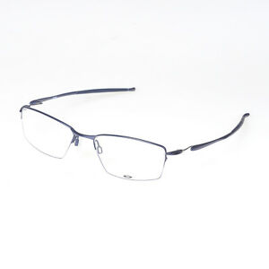 9fe7002333 Image is loading Glasses-Frames-Oakley-LIZARD-OX5113-0456-Polished-Midnight-
