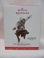 2016 Hallmark Keepsake Ornament Ezio Auditore Da Firenze Assassin's Creed B16