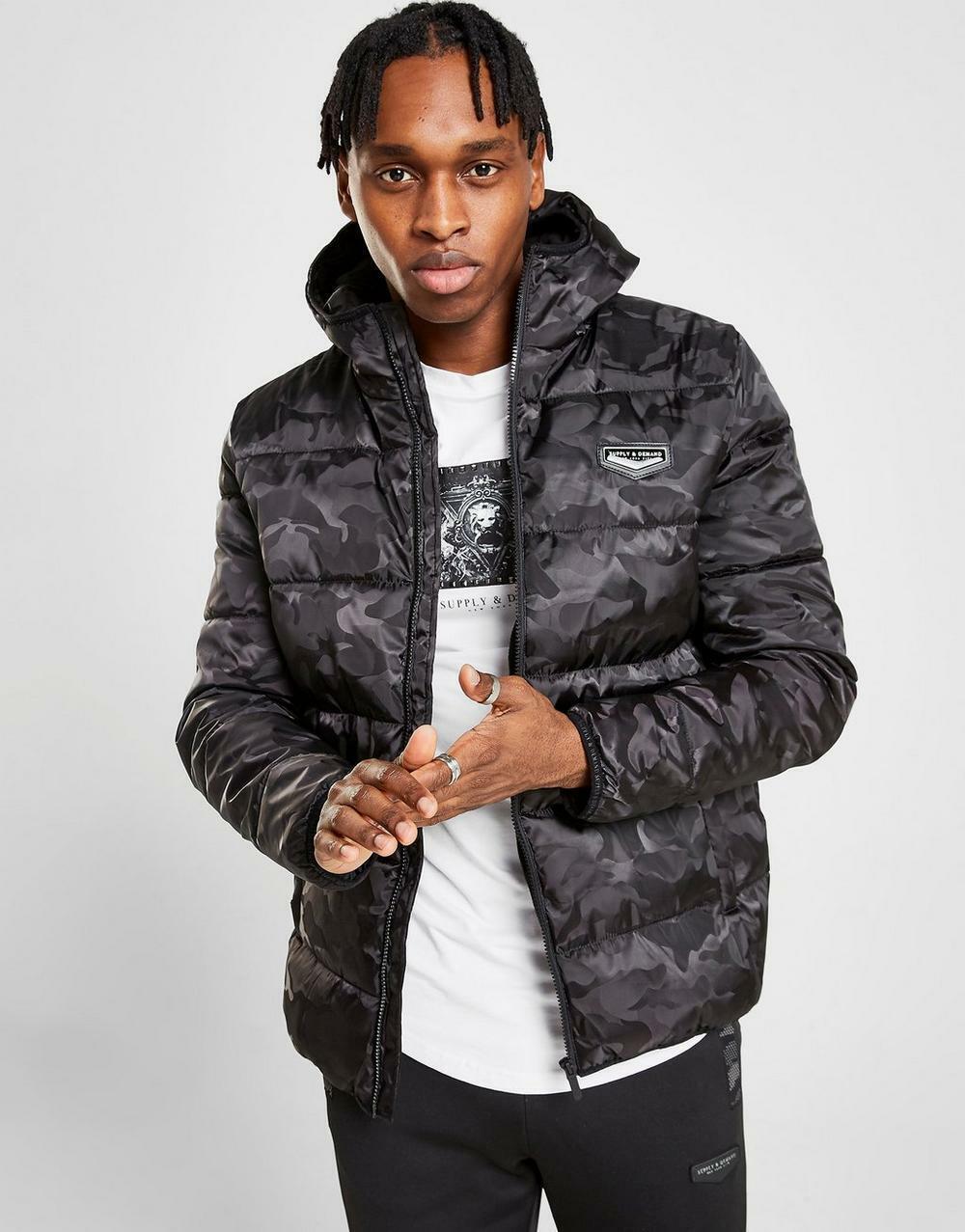 New Supply & Demand Men's Ice Jacket