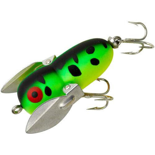 Heddon Tiny Crazy Crawler 1//4 oz Fishing Lure