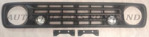 Kühlergrill Lada Niva mit Scheinwerfern ohne emblem