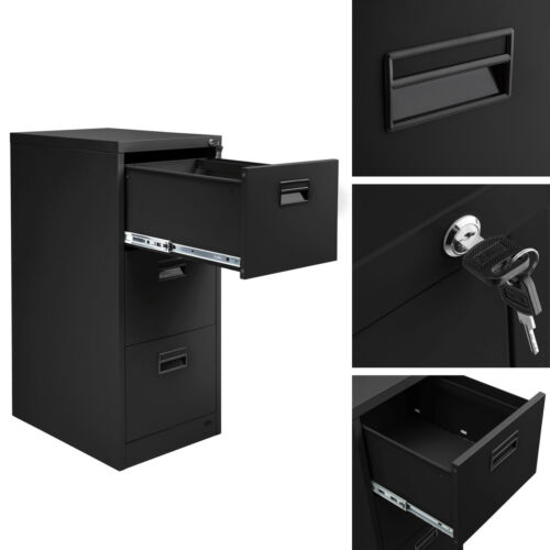 Hängeregisterschrank Aktenschrank Büroschrank Metallschrank Universal Schubladen