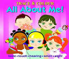 Trace and Colour All About Me by Bonnier Publishing Australia (Hardback, 2006)
