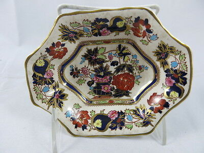 Masons England Ironstone Mandarin Relish Dish or Sweets Dish Smaller Version