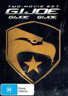 G.I. Joe - The Rise of Cobra / G.I. Joe - Retaliation (DVD, 2013, 2-Disc Set)