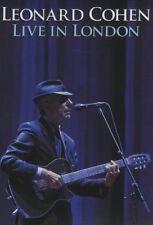 Leonard Cohen - Live In London 2008 - DVD NEW & SEALED O2 Arena