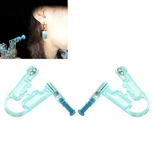 Professional-Disposable-Safety-Body-Ear-Piercing-Gun-Tool-with-Stud-Earring-LY