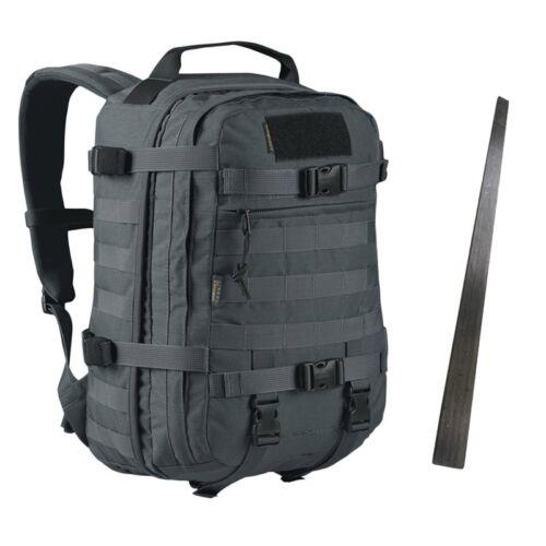 Militar-mochila Wisport glasfiber-bastidor Sparrow 30l Graphite multifunción