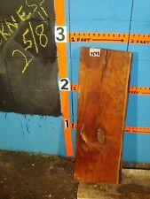 "# 7593 cherry live edge slab wood lumber rustic 32""L 11 1/2"" W  2 5/8"" T"