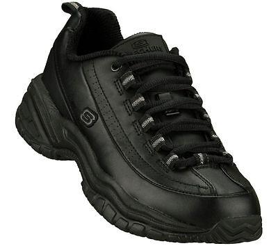 next black work shoes