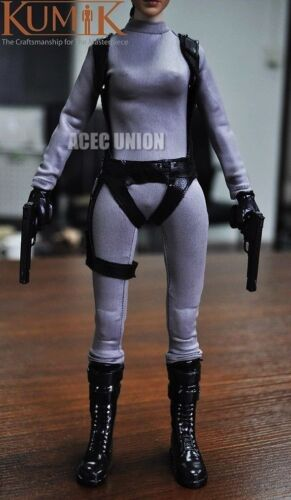 U.S.A SELLER KUMIK Outfit2 Tomb Raider Lara Croft 1//6 Female Clothing Set