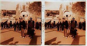 Italia Capri Italia Stereo Amateur Targa Di Vetro Pos. 1935