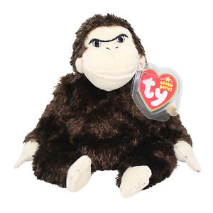 Ty Beanie Baby Suntory Sungoliath - Gorilla Japanese Rugby Exclusive