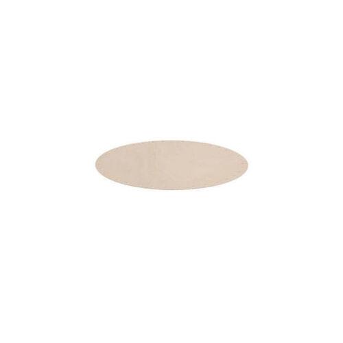 Größe 12x40cm Peddigrohr-Boden oval