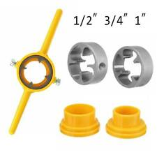 Pvc Thread Tools Kit Npt Die Set Pipe Threader For Pumps Pipes Sets