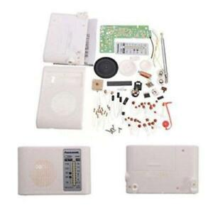 Details about AM FM Radio Experimental Board DIY KIT Education Electronic  Project GL