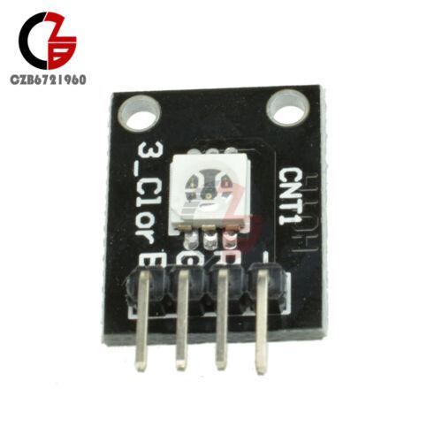 2PCS KY-009 5050 3 Color Light Pwm RGB SMD LED Module For Arduino MCU Raspberry