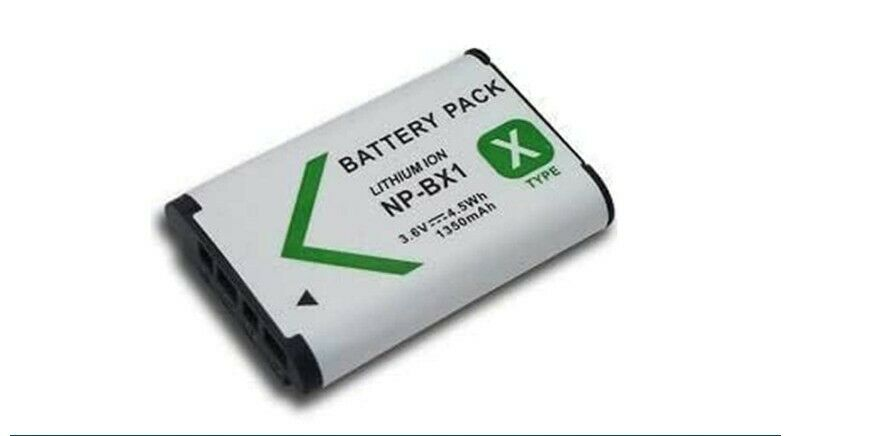 AAA PRODUCTS   High Capacity - Rechargeable Battery for Sony Cyber-Shot DSC-HX50