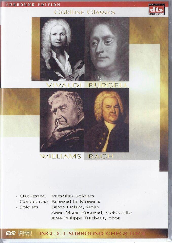 7787. GOLDLINE CLASSIC:, DVD, andet
