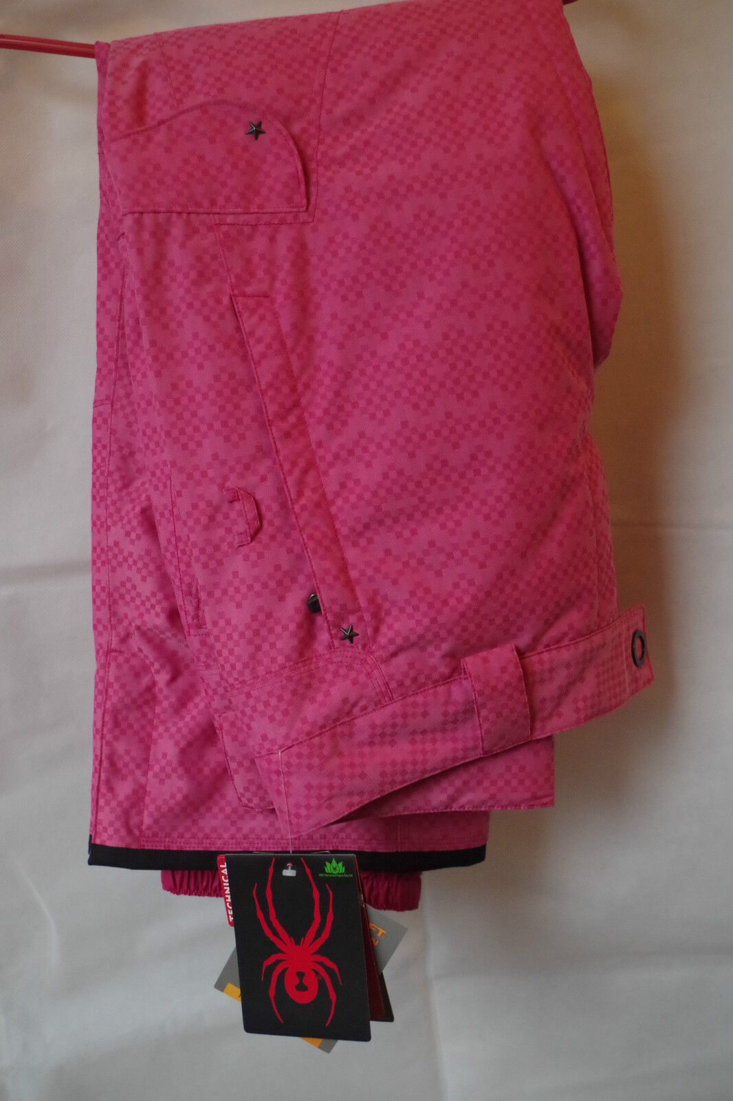 Spyder   'Godmother' Ski  Trousers womens size 16, colour Hot Pink  no.1 online