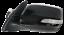 for TOYOTA PRADO 150 2013-17 LEFT BLINKER POWER FOLD 7PINS *NEW* DOOR MIRROR