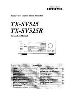 on onkyo tx sv454 wiring diagram