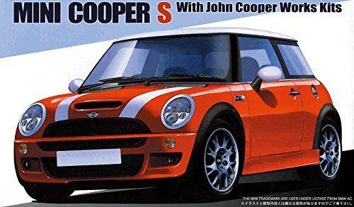 Fujimi RS-43 Mini Cooper S JCW 1 24 Scale Kit