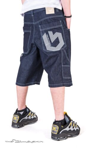 Bermuda Theblueskin Hip Skate Baggy Rap Bss34 Jeans Hop 47Eqr84w